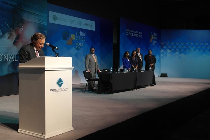 Imagen alusiva a la nota Concluye el XVI Encuentro Internacional Virtual Educa