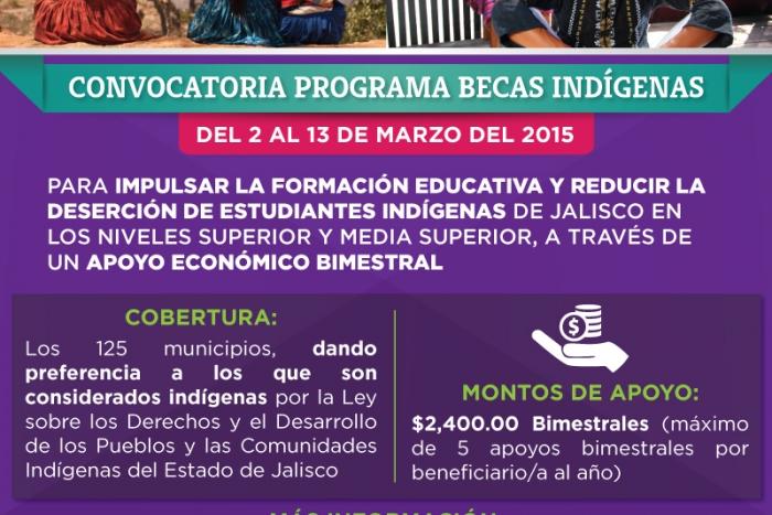 Imagen alusiva a la nota Impulsa la SEDIS educación de jóvenes indígenas