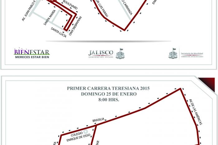 Imagen alusiva a la nota Cierres viales por dos carreras pedestres durante este fin de semana