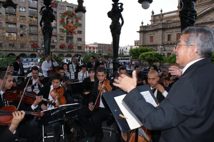 Imagen alusiva a la nota Realizará la Orquesta Típica de Guadalajara concierto de aniversario