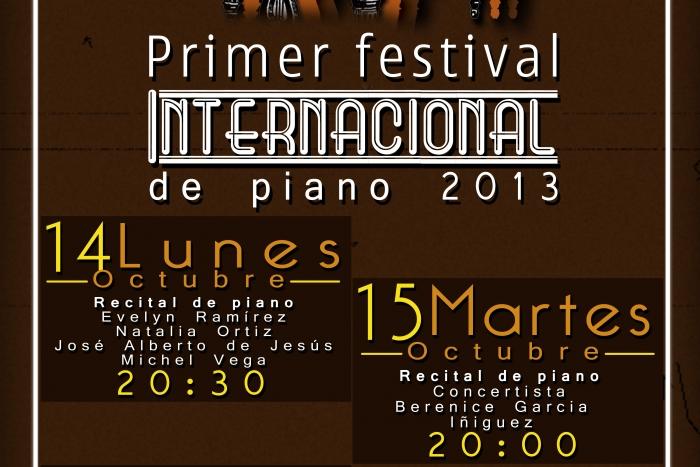 Imagen alusiva a la nota Arranca en Ciudad Guzmán el primer Festival Internacional de Piano