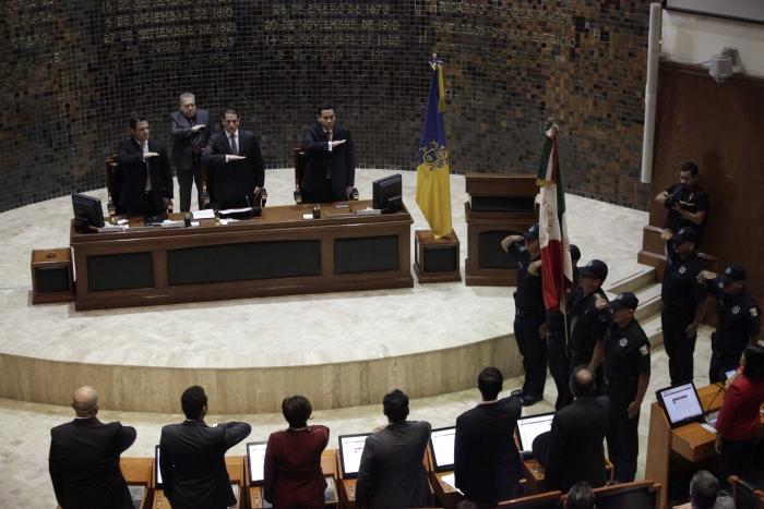 Imagen alusiva a la nota    Inician trabajos de la LXI Legislatura del Congreso de Jalisco