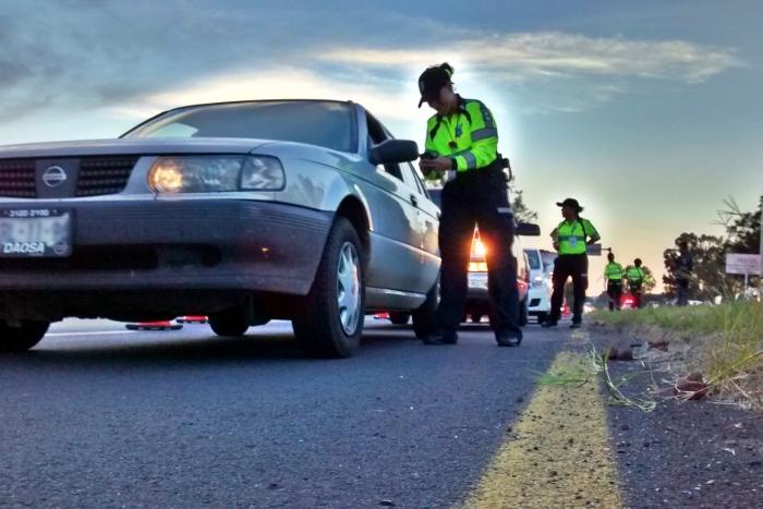 Imagen alusiva a la nota Habrá módulos de alcoholimetría en las carreteras del Estado en vacaciones