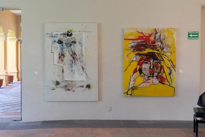 Imagen alusiva a la nota Muestra Hugo Barajas diversidad de técnicas en Fracciones Contemporáneas
