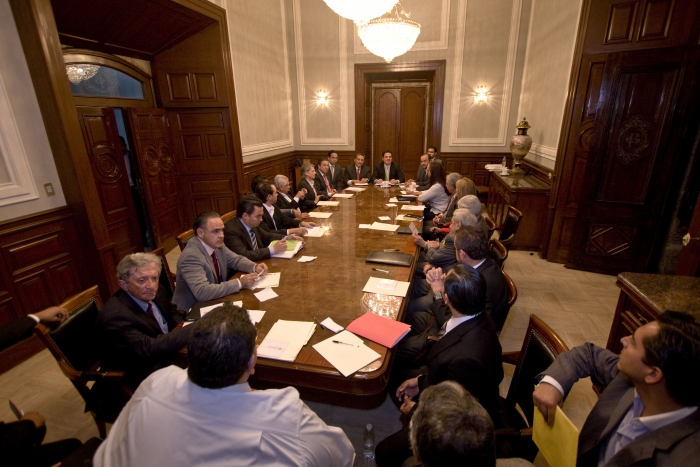 Reunión de gabinete