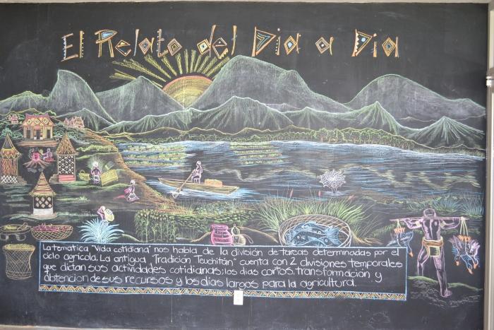 Imagen alusiva a la nota Invitan a los niños a vivir una semana como los antiguos pobladores de Guachimontones