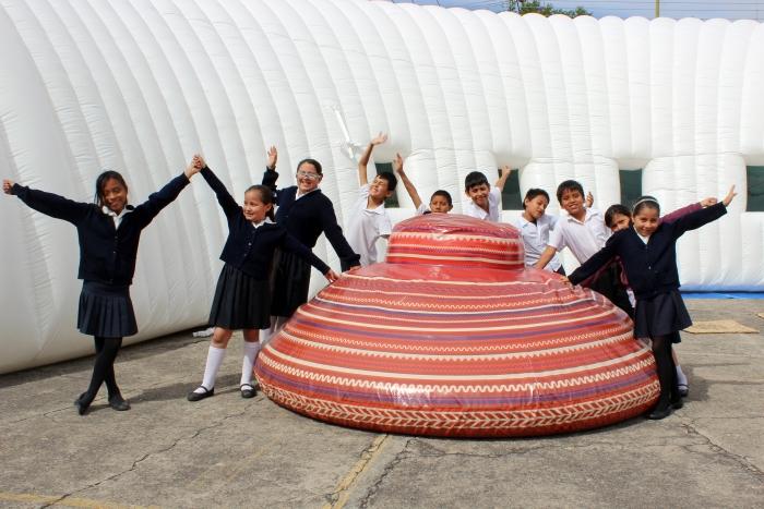 """Imagen alusiva a la nota Arranca programa """"Guachis va a tu escuela"""" en la primaria Basilio Vadillo"""
