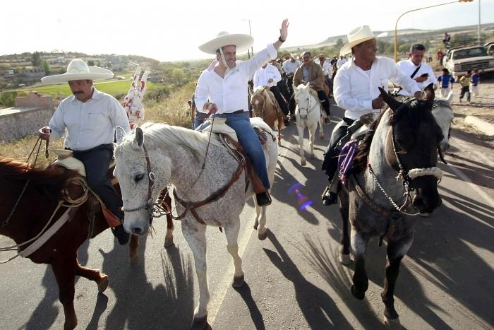 Gira por la zona norte de Jalisco