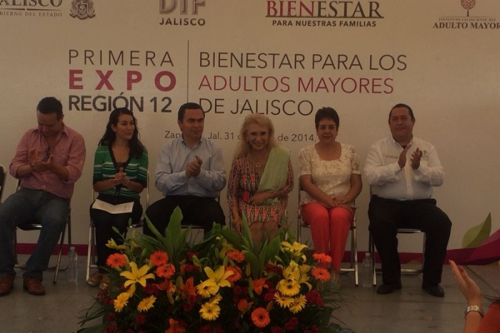 Imagen alusiva a la nota DIF Jalisco inaugura la primera Expo Región 12 Bienestar para los adultos mayores