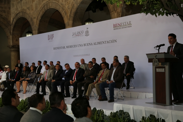 Imagen alusiva a la nota Invierten más de 13 millones de pesos para habilitar 39 comedores comunitarios en Jalisco