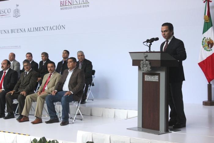 Imagen alusiva a la nota Arranca SEDIS operación de 39 comedores comunitarios en 24 municipios