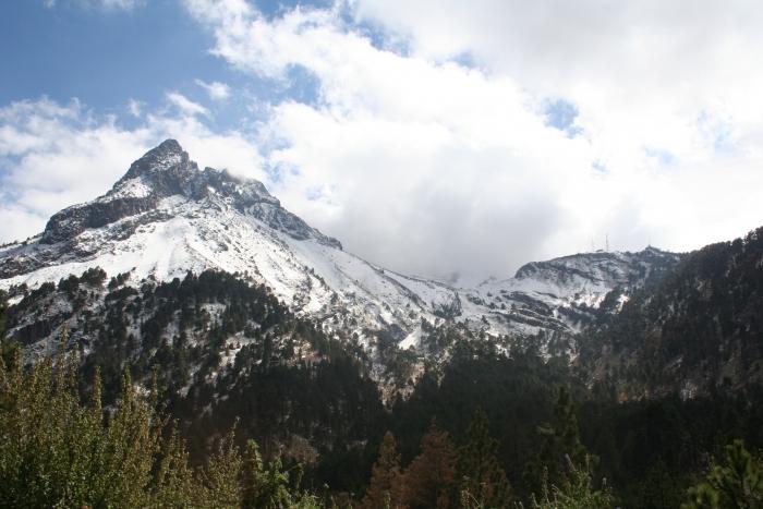 Imagen alusiva a la nota Invitan a visitar Áreas Naturales Protegidas durante temporada invernal