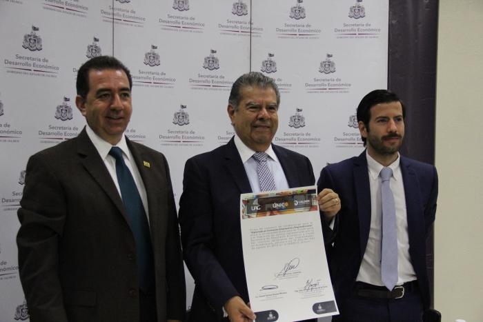 Imagen alusiva a la nota Lanzan la SEDECO y UAG el primer diplomado para emprendedores