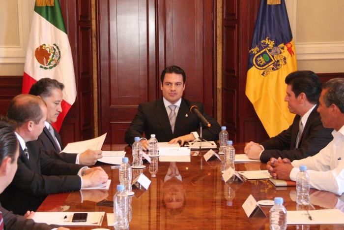 Instalación del Consejo Metropolitano de Ocotlán, Poncitlán y Jamay