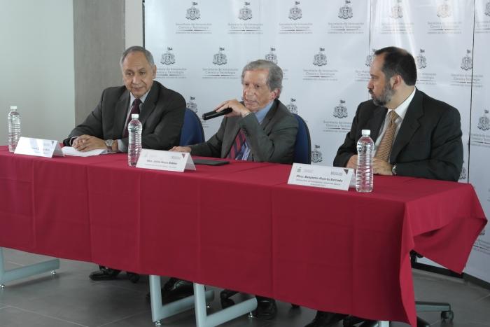 Imagen alusiva a la nota  Impulsa la SICYT la cultura de innovación tecnológica en Jalisco