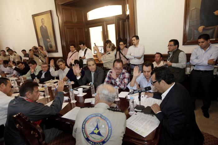 Imagen alusiva a la nota Instalan el Comité de Evaluación de Daños ocasionados por el huracán Patricia en Jalisco