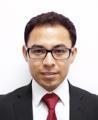 Foto oficial del funcionario público José Saavedra Terán