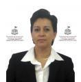 Foto oficial del funcionario público Claudia Andrómaca Araujo Galvéz