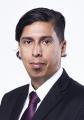 Foto oficial del funcionario público Omar Paul Jiménez Quintero