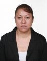 Foto oficial del funcionario público Gisela Mejía Nolasco