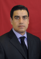 Foto oficial del funcionario público Orlando Tiberio Íñiguez Mejía
