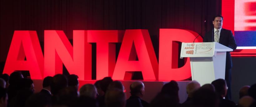 Comparte Gobernador del Estado visión de unidad y trabajo coordinado de ANTAD para detonar el crecimiento económico