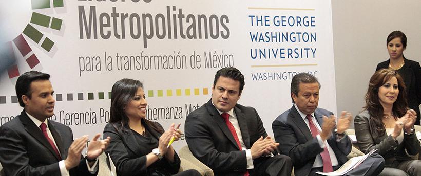 Exhorta Gobernador a apoyar a los alcaldes metropolitanos