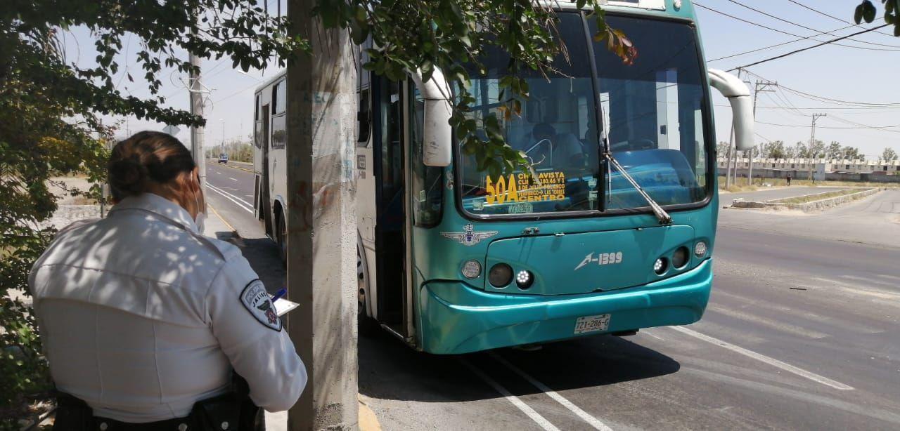 Secretaría de Transporte redobla supervisión al transporte público para evitar actos de discriminación a personal médico