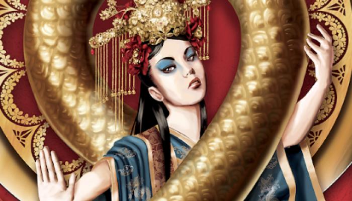 Imagen de princesa Turandot